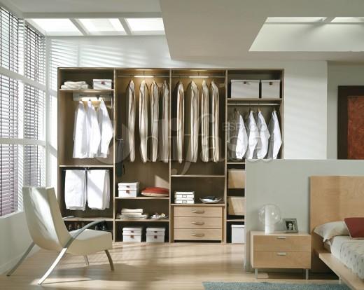Interiores de armarios difasa espacios y armarios a medida - Interior de armarios ...